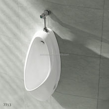 Sanitary Ware Porcelain Ceramics Wall Flush Mount Mens Urinal (ET-J7713)