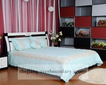 Factory direct sale Top selling elegance solid color cotton comforter warm thin quilt