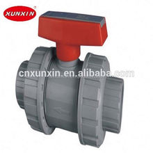 Mini Ball Valve Plastic, Ball Valve PN16