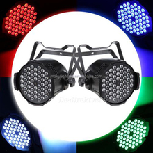 Factory price RGBW 3W 54pcs Led Par Light For Stage Dj Clubs