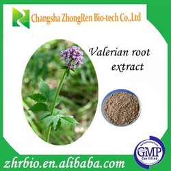 Natural Valerian Root Extract 4:1 5:1 10:1 20:1