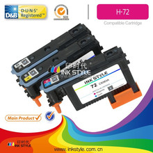 Remanufactured Printer head for HP Designjet T1100ps/T1100 MFP refill ink cartridge