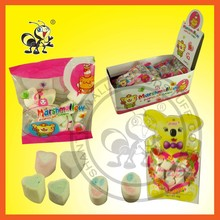 Fruity small Marshmallow in cartoon bag