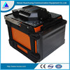 optical fiber fusion splicing machine with optical fusion splicer electrodes