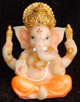 Guo hao hot sale custom polyresin hindu goddess statue , 3d hindu god idols