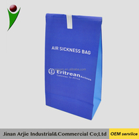 airsickness paper bag/airplane Garbage bag