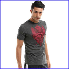 Wholesale rock band 100% cotton men's wholesale graphic t-shirts