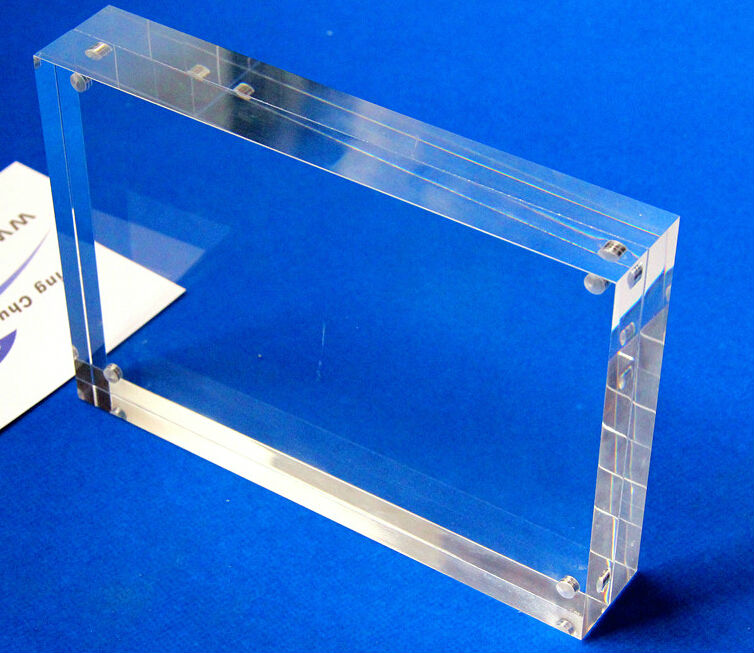 New style wholesale acrylic photofunia photo frame.jpg