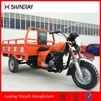 Hot Selling New Product Shineray XY150ZH-6S Chinese 3 Wheel Cargo Tricycle