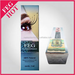 First choice private label Effective Natural Eyelash growth serum