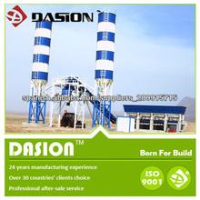 planta mezcladora de concreto con silo hzs25 planta mezcladora de concreto para la venta con alta eficiencia