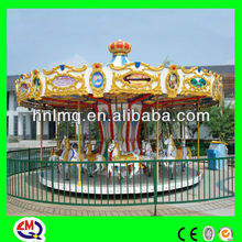 Sweet & Attractive kids playground model carousel