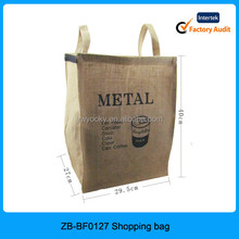 UK hot selling best quality wholesale linen fabric bag, linen tote bag, linen bags