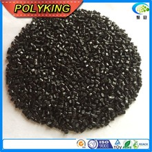 Flame retardant plastic raw material for injection PC ABS plastic pellets for copying machine