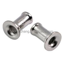 OEM Service Nickel Plated steel rivet/tube rivet/stainless steel pop rivet