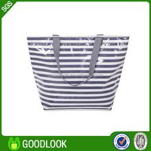 reusable pp woven hand bag