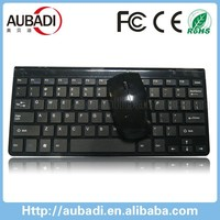hot selling mini cheap wireless keyboard and mouse for ipad