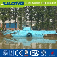 2015 Hot-selling Aquatic Weed Harvester&Floating Garbage Colllect boat/weed harvester/Cutter Suction Dredger for sale