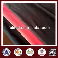 poly spun spandex ponte-de-roma knitting fabric antibacterial cotton fabric