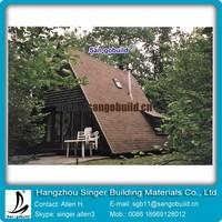 Lao wood roof tile asphalt shingles quality