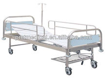 PMT-B526a Manual two-function commercial furniture hospital bed