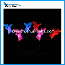 Wholesale Flashing Deer Ears Headband for Christmas party