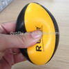 wholesale customized PU foam rugby ball for promotion item