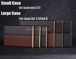 Top Ultra Slim Leather Stand Flip Case For iPad Mini 2/3 Smart Case