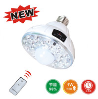 Popular 24+16leds 5W 220-110V White LED Rechargeable Multifunction Home Emergency light Lamp Flood Light With Remote