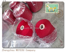 50% Acrylic 50% Wool Hand Knitted Acrylic Yarn