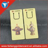 China cheap soft enamel bookmarks wholesale