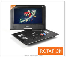 On Sale multimedia DVD Player with TV FM USB SD Game