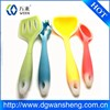 2015 Hot sale FDA approved durable high quality Silicone Utensil Set silicone cooking tools kitchen tools