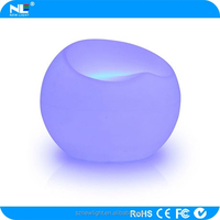 led dental chair light / led apple chair . use for bar led illuminated furniture. full colors change and waterproof IP65