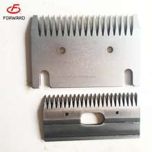 different teeth horse hair cutting blade / horse hair shearing blade