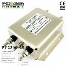 thyristor drives low pass power line filter, single phase inverter shielding