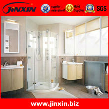 Sliding Door With Tempered Clear Glass