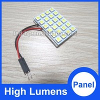 high bright white 24smd 5050 car led lighting wholesale 12v dc led car interior lights