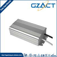 CE approved 12V 24V waterproof LED power supply