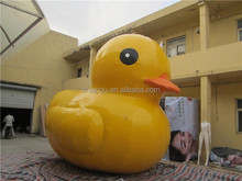 giant inflatable promotion duck for kids and adults
