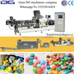 Extruded 3D puzzles educational toys manufacturing equipment