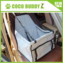 Pet car booster seat dog carrier travel dog bags pet dog basket dog seat on car