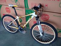 26 inch alloy frame alloy suspension fork 24sp derailleur adult sports mountain bike