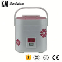 Free Shipping cute portable mini rice cooker