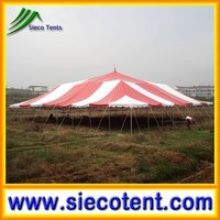 block-out, UV, F/R PVC Pole Carport