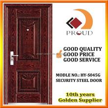 Cheap price Good Qaulity Exterior Steel Security Door