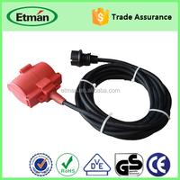 saa extension cord with piggyback plug --saa extension cord--saa extension cable(10A/250V)
