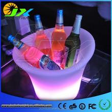 Charming Waterproof RGB Led Ice Bucket/Corona Led Ice Bucket/Large Insulated Ice Bucket