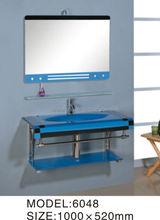 Wall Mounted Glass Wash Basin