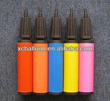 2012 hot selling high quality cheap plastic hand air pump